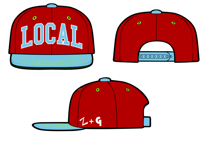 Entertainment Local Hat 2.0.  Design dropping in mid-July.