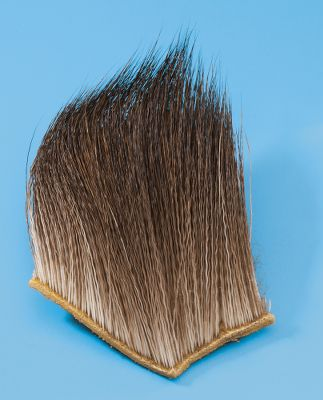 Flyfishing Cabelas Moose Hair is ideal for dry fly tails, and wing-post material, tailing materials for nymphs, and for many different fly-fishing patterns. This premium material is authentic body hair taken from a moose. - $2.59