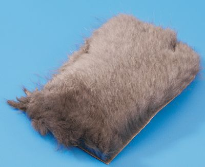 Flyfishing Cabelas Muskrat Fur is perfect for dubbing bodies on dry flies, or use it to create your own custom dubbing blends. This premium material is authentic muskrat body fur. - $1.48