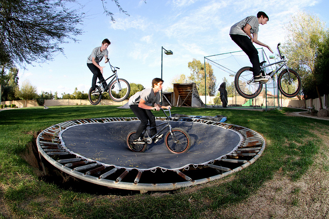 BMX The Big Bounce