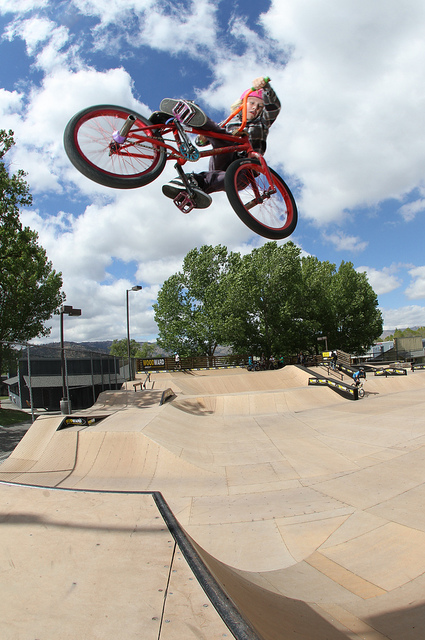 BMX River Biasi - Lookback