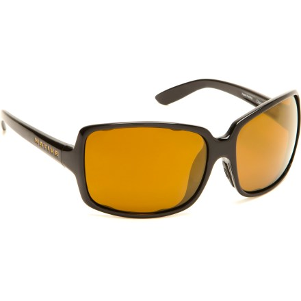 Camp and Hike Practical but stylish, The Native Eyewear Clara polarized sunglasses give your outfit its finishing touch, while also cutting glare and protecting your eyes from the sun. - $22.73