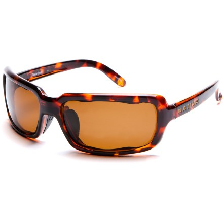 Camp and Hike With a name that nods to sunny Denver's lower downtown neighborhood, the Native Lodo polarized sunglasses protect your eyes in summer and winter, from the direct sun to the glare off a snowy slope. - $38.73