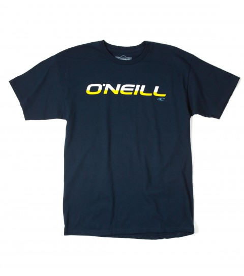 Surf O'Neill Emporium Tee.  100% Cotton.  20 singles classic fit tee with micron high density screenprint. - $15.99
