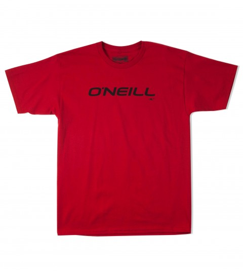 Surf O'Neill Only One Tee.  100% Cotton.  20 singles classic fit tee with softhand screenprint. - $10.99