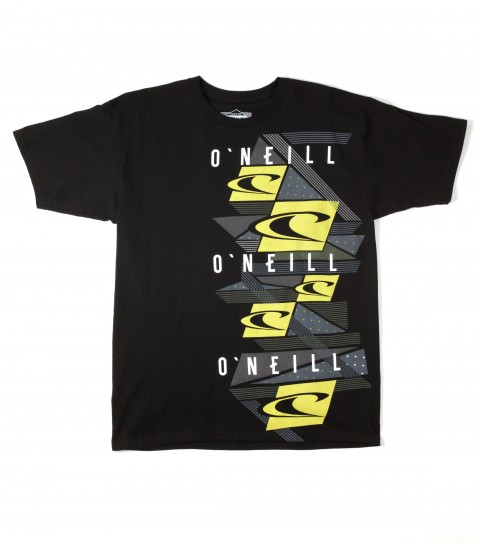 Surf O'Neill Pilot Tee. 100% Cotton.   20 singles classic fit tee with softhand screenprint. - $15.99