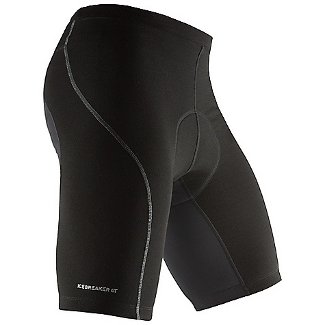 MTB Free Shipping. Icebreaker Men's Cadence Short DECENT FEATURES of the Icebreaker Men's Cadence Short 84% merino/14% nylon/ 2% spandex Best-fitting bike short Ergonomic 6-panel construction Durable, supportive Ponte fabric retains shape Superior anatomical cushioning Gripper hem prevents ride-up - $159.95