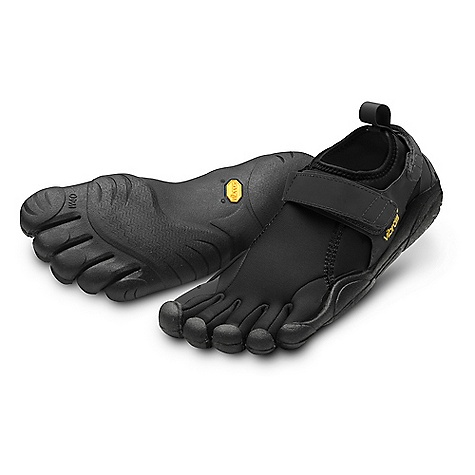 Fitness Free Shipping. Vibram Five Fingers Men's Flow SPECIFICATIONS for the Men's Flow Shoe by Vibram FiveFingers Upper - 1.2 mm Neoprene and Hypalon straps Black Sole - IdroGrip performance rubber Camo Sole - Vibram TC-1 performance rubber Foorbed - Antimicrobial microfiber with 2mm EVA insole Weight: Men's size 43 - 6.6 oz. each, 13.2 oz. a pair Machine washable. Air dry. IDEAL USES: Light Trekking Cold Weather Running Water Sports This product can only be shipped within the United States. Please don't hate us. - $89.95