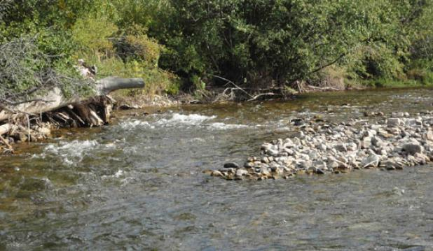 Flyfishing See This, Do That: Fly Fishing a Textbook Fall Trout Scenario.  Article by Kirk Deeter