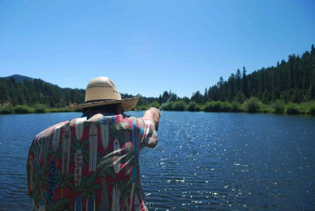 Flyfishing Practice Mending to Catch More Fish.  Article by Kirk Deeter