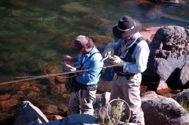 Flyfishing What Keeps People from Learning to Fly Fish?  Article by Kirk Deeter