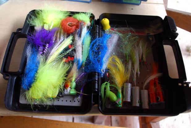 Flyfishing The Greatest Lesson in Fishing Streamers.  Article by Kirk Deeter
