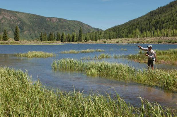 Flyfishing The Solitude Factor: An Angler's Reason for Being?  Article by Kirk Deeter