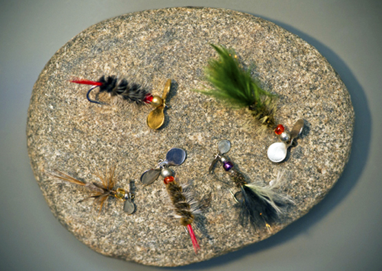 Flyfishing When Does a Fly Become a Lure?  Article by Tim Romano