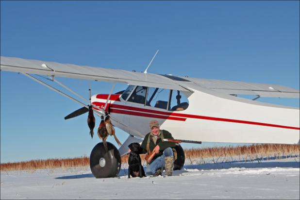Hunting Pheasants: When Your Hunting Truck is a Plane.  Article by Phil Bourjaily posted on March 20, 2013