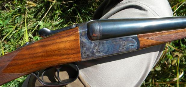 Hunting Shotgun Shooting: Using a Double Gun for Pheasant Hunting.  Article by Phil Bourjaily