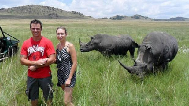Extreme Rhino Gores Woman After She Takes Photo from Close Range.  Article by Chad Love