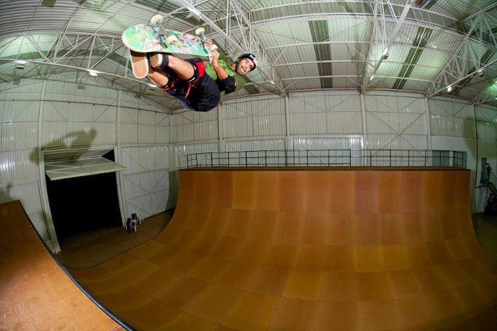 Skateboard Sandro Dias chimes in from his home in Brazil in the latest edition of My Five on Alli Sports. http://bit.ly/ZKPgGT