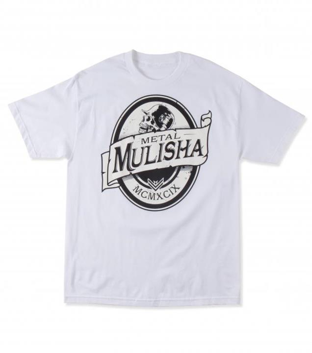 Motorsports PREMIUM TEE $22.00 STYLE # M335S18324 Metal Mulisha Mens tee. 100% Cotton. Screenprint. http://www.metalmulisha.com/shop/clothing/mens/tees/premium-tee/ View The Full Collection: http://goo.gl/CkCu5
