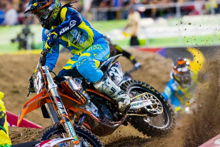 Motorsports Malcolm Stewart now has his sights set on the Outdoor Nationals, which start in just a few weeks.