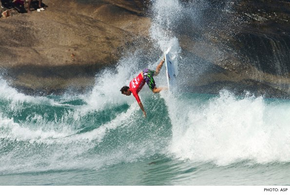 Surf Have you picked your Fantasy Surfer team for the Billabong Rio Pro?  Before you do, see who is on Shea Lopez's team.   READ HERE: http://bit.ly/17IeWpf