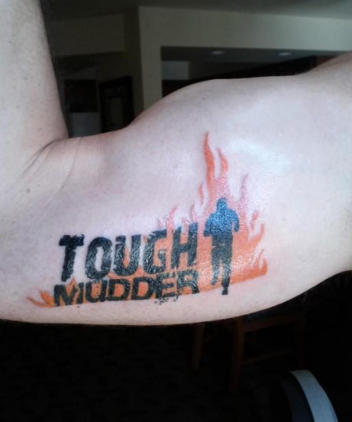Fitness Our MillionMudders.com story excerpt of the day comes from Eduardo Ovalle, 2-Time Mudder.