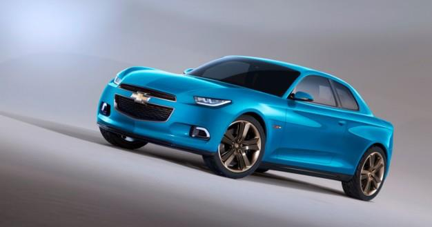 Auto and Cycle Code awesome? The head of GM's North American operations wants to see a compact, affordable rear-drive coupe for Chevy similar to this Code 130R concept. Yes, please: http://cardrive.co/6035XmZd