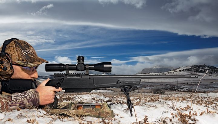 Hunting See the results of OL's 2013 Gun Test where we reviewed 11 of the hottest new rifles on the market: http://bit.ly/YqdSnh