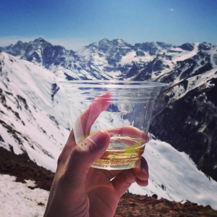 Entertainment It's National Beverage Day! What's your go-to drink after a long hike or day on the slopes?