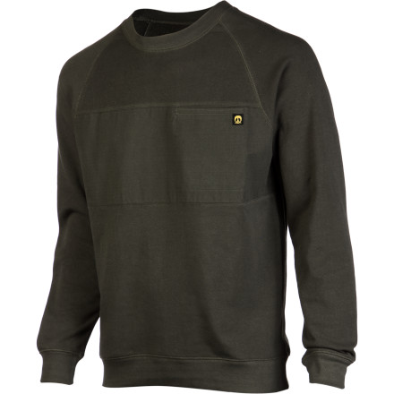 Gnarly Veteran Crew Sweatshirt - Men's - $29.98