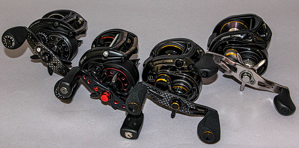Fishing Choosing the Right Gear Ratio Reel.  Article posted by Walker Smith