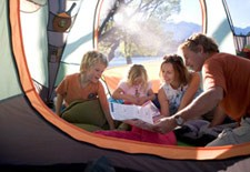 Camp and Hike Expert Advise on Kids and Camping.  Article by rei.com staff