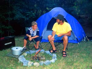 Camp and Hike Campfire Cooking Guide.    