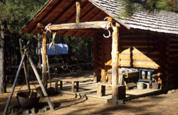 Hunting What a Deer Camp Ought to Be.   