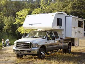 Camp and Hike Ultimate RV Destinations - RVs can help you explore fishing, hunting, hiking and camping destinations.  Article by Michael D. Faw