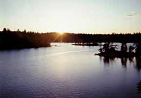 Kayak and Canoe Goodbye Civilization, Hello Boundary Waters.  