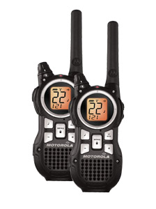 Camp and Hike Two-Way Radio Buyer's Guide.  
