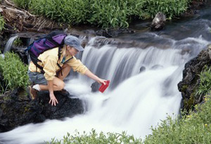 Camp and Hike Guide To Personal Water Purifiers.  