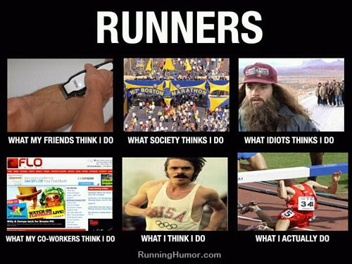 Fitness What kind of runner are you