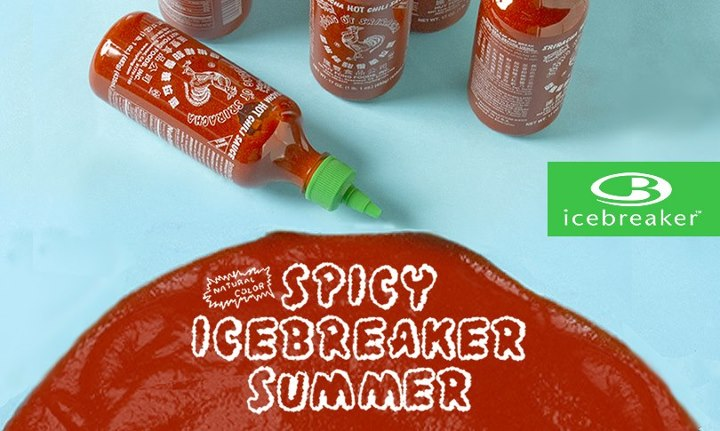 Enter to win a summer supply of Sriracha. And $1,000 in Icebreaker stuff. http://woobox.com/uooex2 This is going to be the most spicy summer ever.