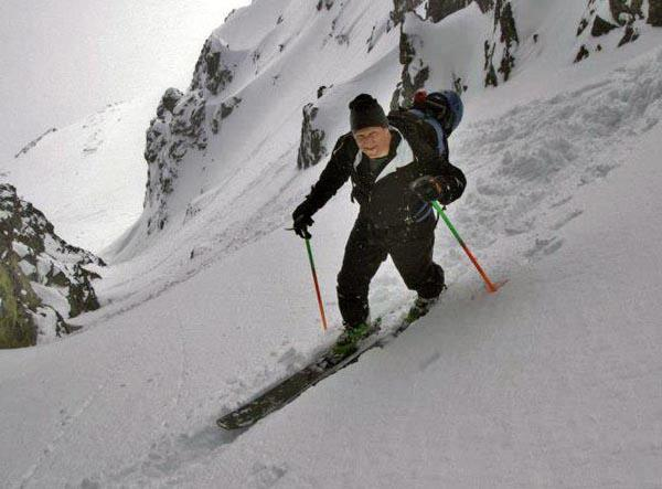 Ski Part 2 of Lee Lau's Dynafit Beast Review: http://bit.ly/10EgydB