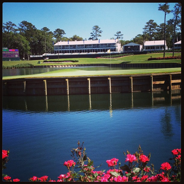 Golf Good morning Team Titleist! We're looking forward to another exciting week at TPC Sawgrass.