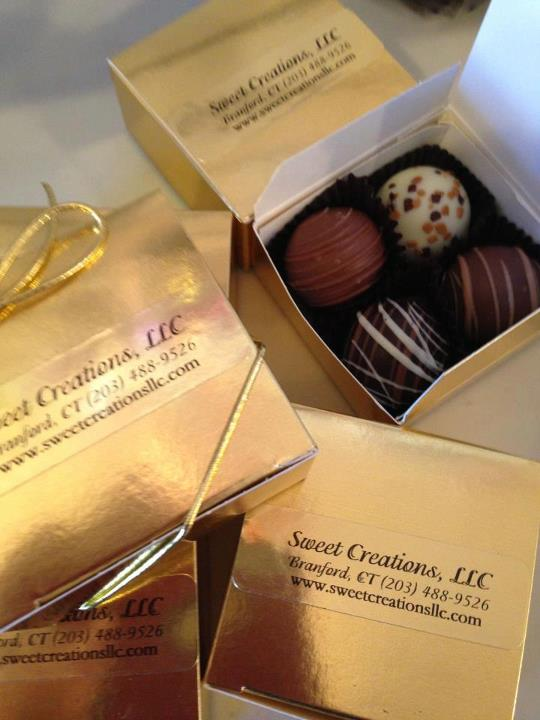Fitness If you're shopping for a Mother's Day gift in our Branford store and spend $70 or more you can get a box of Sweet Creations, LLC chocolates while supplies last!