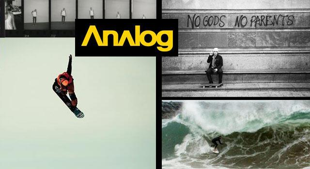Snowboard Analog. Today. Click: http://bit.ly/11fNTCZ