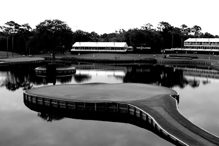 Golf TaylorMade players live for the majors, even the fifth one. The calm before the storm.