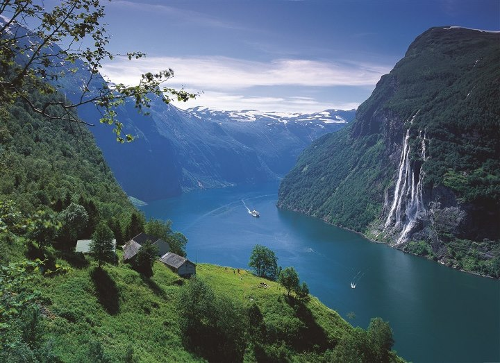 Camp and Hike Do you know exactly what a fjord really is?  