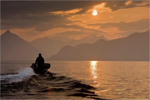Fishing Destination Alaska: A 7-part series on what it's like to move to The Last Frontier. http://bit.ly/140ZZfX