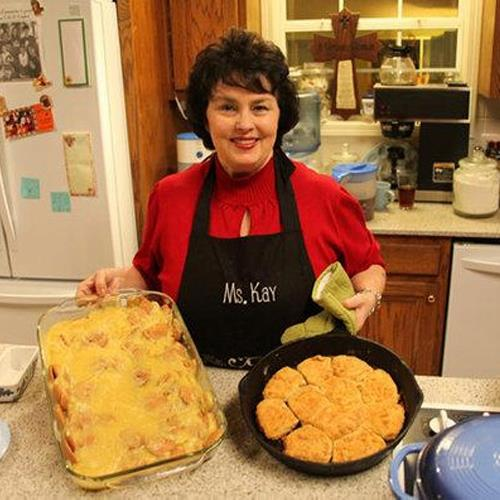 Entertainment We can tell you one thing, Miss Kay has definitely inspired us to start cooking more! http://aetv.us/ZsegkB