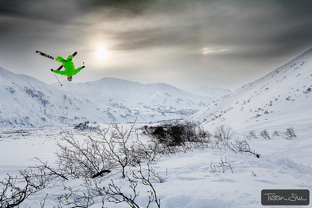 Ski BackFlip Enak