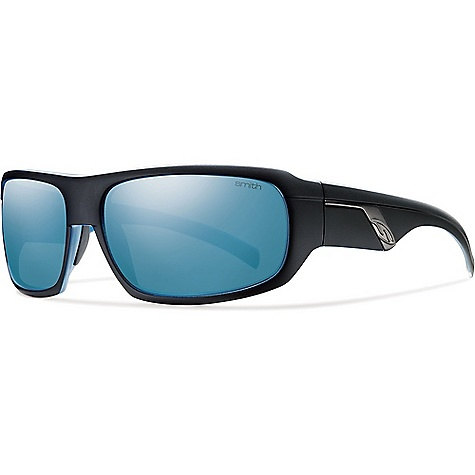 Free Shipping. Smith Tactic Polarized Sunglasses DECENT FEATURES of the Smith Tactic Polarized Sunglasses Medium Fit 58mm Lens Size Evolve Frame Material Hydrophilic Nose and Temple Pads - $118.95